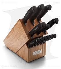 kitchen knives set 11piece kitchen knife set with cutting board