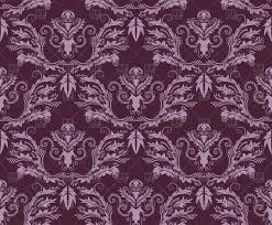 Purple Damask Wallpaper by Damask Seamless Royal Wallpaper Pattern Vector Image 85626