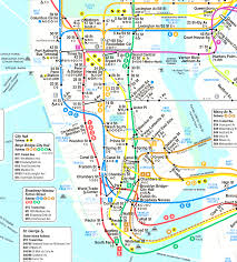 Downtown Houston Map Map Downtown Nyc Travel Maps And Major Tourist Attractions Maps
