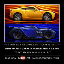 lexus youtube channel cars tune in now to the disney pixar youtube channel to