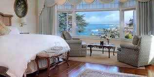seven gables inn official website in pacific grove ca