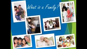 types of families ppt youtube