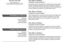 wonderfull design free easy resume template homey ideas