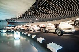 mercedes museum stuttgart interior interior of the mercedes benz museum in stuttgart editorial