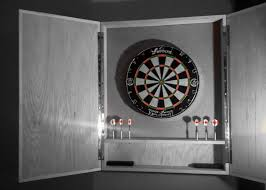 black dart board cabinet 39 best dart board cabinets images on pinterest
