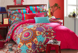 bedding set astonishing bohemian crib bedding sets gratify