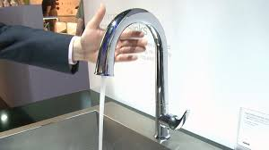 touch activated kitchen faucet home design