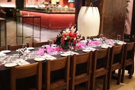 border grill forum shops private dining