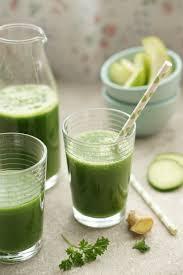 green detox smoothie autoimmune wellness