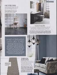 Country Homes And Interiors Magazine by Scandi Living In The Press Scandi Living Scandinavian Interiors
