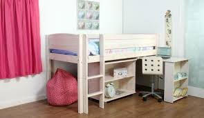 Midi Bed With Desk Kids Beds Bunk Beds U0026 Children U0027s Bedroom Furniture Bensons For Beds
