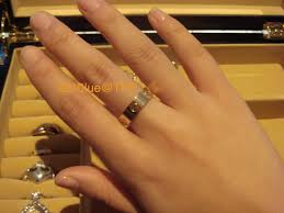 cartier rings gold images Please post your cartier pieces here page 2 purseforum jpg&a