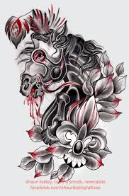 35 best tattoo ideas images on pinterest horses horse shoes and