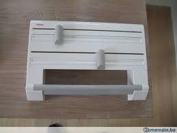 porte rouleau cuisine porte rouleau de cuisine aluminium plastique et roul a