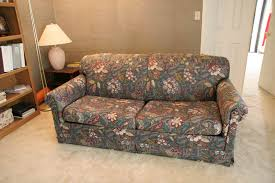 mostly everything but sewing sofa slipcover