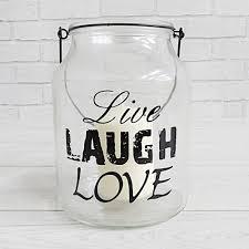 live laugh love laugh love lantern