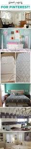 diy home decor projects pinterest stencil projects that were made for pinterest stencil stories