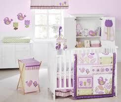 Purple Crib Bedding Set Nursery Beddings Purple Crib Bedding Sets Canada Also Baby