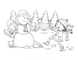 coloring pages about winter winter coloring sheets printable cool winter coloring pages for