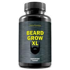 amazon com beard grow xl hair supplement 1 mens hair