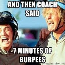 Burpees Meme - hilarious memes only a crossfitter will understand emergefitnessusa