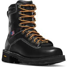 womens boots usa danner s quarry usa black