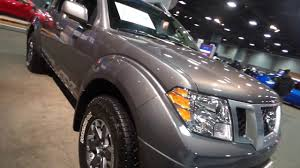 nissan frontier pro 4x 2017 nissan frontier 2018 2017 washington dc auto show 2017 youtube