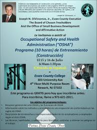 occupational safety and health administration events archive