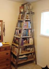 stair step bookcase bookcase inside library stairs diy stair step