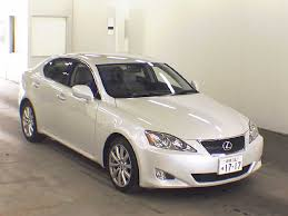 used lexus is 250 2008 lexus is250 version i japanese used cars auction online