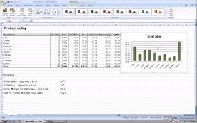 How To Create Spreadsheets In Excel Excel 2007 How To Create A Graph Or Chart Your Spreadsheet