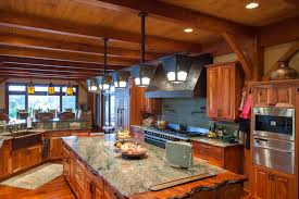 a frame kitchen ideas timber home kitchens timber frame home kitchen lake travis12