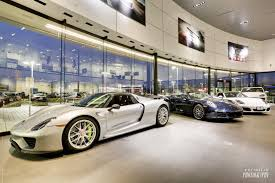 porsche showroom porsche of bellevue rl miller photography rl miller photography