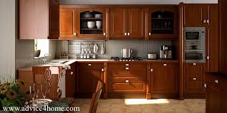 Wooden Kitchen Cabinet by Wood Kitchen Cabinet Design