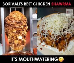 Mouth Watering Meme - borivali s best chicken afghani shawrma chicken peri peri shawrma