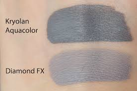 Snazaroo Light Grey Tag Body Face Paint Review U0026 Swatches U2013 Ambra