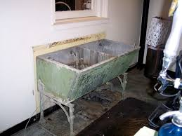 soapstone sink for sale old double laundry sink concrete stone