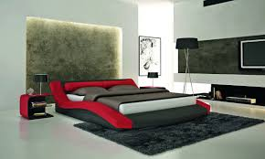 Furniture In The Bedroom Soft Bed Modern U0026 Transitional Upholstered Beds In Eco Leather