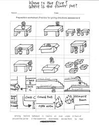 oct 2014 preposition worksheet where is the flower pot esl