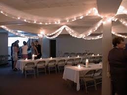 Cheap Christmas Decorations And Lights by White Christmas Lights On Church Hall Ceiling I Want My House To