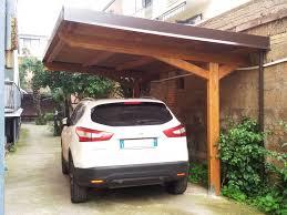 tettoie per auto realizzazione tettoie caserta cania
