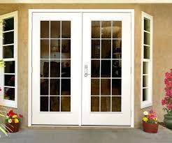 Patio Doors Home Depot Exterior Doors Outswing 72 Inch 15 Lite Righthand Outswing