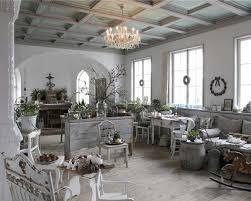 shabby chic living room decor TjiHome