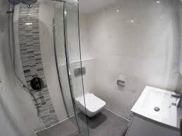 wet room bathroom ensuite with walk in shower holmes chapel