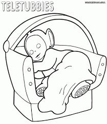 teletubbies coloring pages coloring pages download print