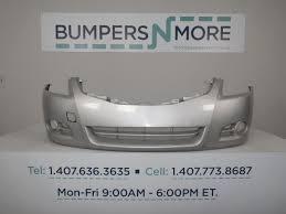 nissan altima 2016 front bumper oem 2010 2012 nissan altima base s sl sr hybrid front bumper cover