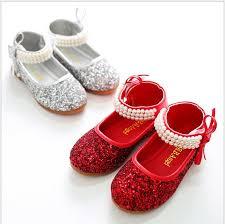 wedding shoes for girl online shop 2016 fashion sparkling children wedding shoes