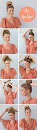 30 knot bun wedding hairstyles that will inspire with tutorial