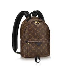Palm Springs Zip Code Map by Palm Springs Backpack Pm Monogram Canvas Handbags Louis Vuitton