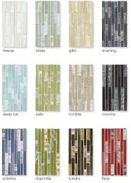 love these glass splashback tile colors kitchensplashbacks
